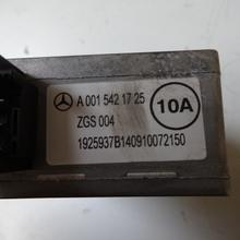 Alternator Overvoltage Protector Mercedes-Benz Actros MP 4 A0015421725