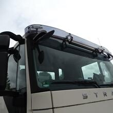 Front Mirror driver cab Iveco Stralis 504224428
