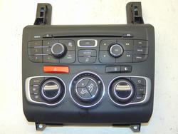 Heating & Ventilation Control Assembly CITROËN C4 II (B7) used