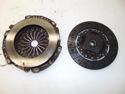 Clutch Disc CITROËN C4 II (B7) used