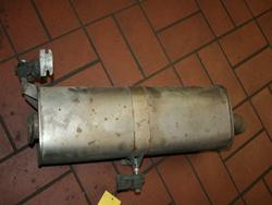 End Silencer CITROËN C4 I (LC_) used