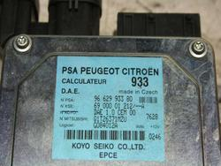 Glow Plug Relay Preheating CITROËN C3 I (FC_) used