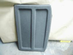 Luggage Compartment Cover RENAULT 19 II (B/C53_)