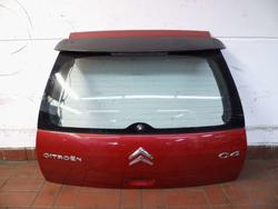 Boot (Trunk) Lid CITROËN C4 I (LC_) used