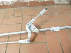 Wiper Gear CITROËN C4 I (LC_) used