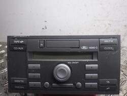 Radio Cassette Player FORD FOCUS II Turnier (DA_, FFS)
