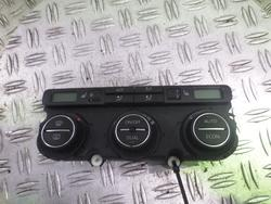 Air Conditioning Control Unit VW GOLF V (1K1)