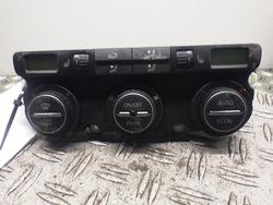 Air Conditioning Control Unit VW PASSAT Variant (3C5)