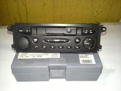 Radio Cassette Player CITROËN XSARA PICASSO (N68) used