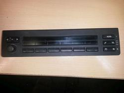 Radio Cassette Player BMW 5 (E39) used