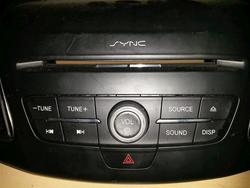 Radio Cassette Player FORD FOCUS III Turnier