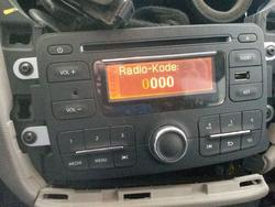CD-Radio DACIA DOKKER