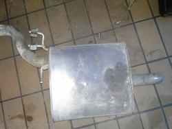 Front Silencer BMW 5 Touring (E39) used