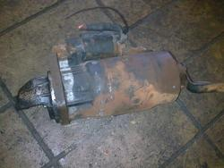 Starter CHRYSLER VOYAGER / GRAND VOYAGER III (GS) used