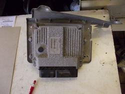 Diesel Injection System Control Unit FIAT IDEA (350_) used