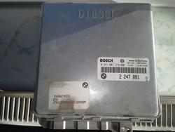 Diesel Injection System Control Unit BMW 5 Touring (E39) used