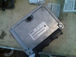 Diesel Injection System Control Unit CHRYSLER VOYAGER / GRAND VOYAGER III (GS)