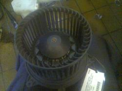 Interior Blower FORD MONDEO III Turnier (BWY) used