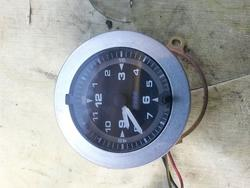Clock FIAT COUPE (175_) used