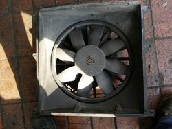 Radiator Electric Fan  Motor BMW 3 Compact (E36) used