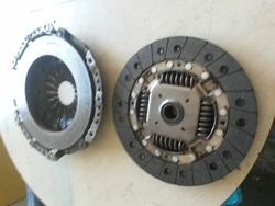 Clutch Kit FORD FOCUS III Turnier
