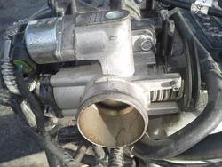Throttle Body CHEVROLET AVEO Schrägheck (T250, T255) used