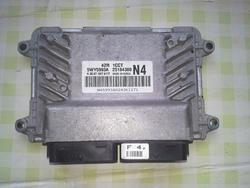 Engine Management Control Unit CHEVROLET AVEO Schrägheck (T250, T255) used