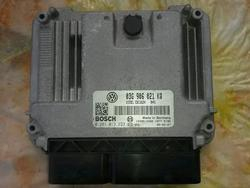 Engine Management Control Unit VW GOLF PLUS (5M1, 521) used