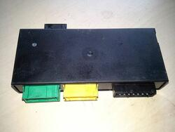 Central Locking System Control Unit BMW 3 Coupe (E36)
