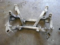 Front Axle BMW 5 Touring (E39)