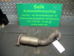 Exhaust System FORD FIESTA V (JH_, JD_) used