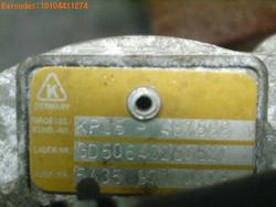 Turbocharger CITROËN C3 I (FC_) used