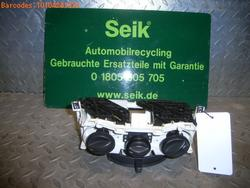 Heating & Ventilation Control Assembly FIAT PUNTO (188_)