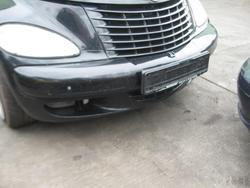 Radiator Grille CHRYSLER PT CRUISER (PT_) used