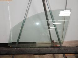 Door Glass FORD FUSION (JU_) used
