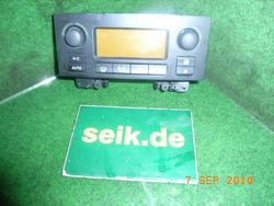 Air Conditioning Control Unit CITROËN C4 I (LC_) used