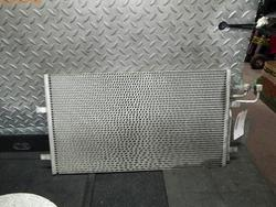 Air Conditioning Condenser FORD FOCUS II (DA_) used