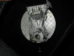 Front Cover (engine) CHEVROLET AVEO Schragheck (T250, T255) used