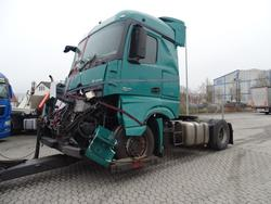 AD Blue System Mercedes-Benz Actros MP 4 08.2012-08.2012