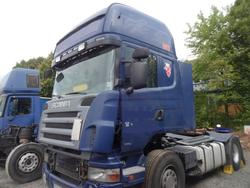Turbocharger Scania R series 06.2007-06.2007