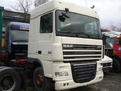 Air Conditioning Condenser DAF XF 105 1629115