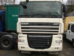 Air Conditioning Evaporator DAF XF 105 1690708