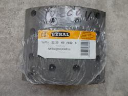 Drum Brake Shoes Iveco EuroTrakker Beral 19714