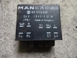 Flasher Unit MAN L 2000 MAN 81253110006