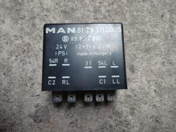 Flasher Unit MAN F 2000 MAN 81253110005