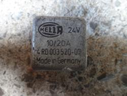 Relief Relay Iveco Daily Hella 4RD00352007