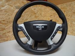 Steering Wheel MAN TGX MAN 81464306029 MFL