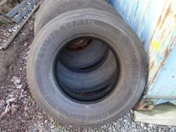 Tire Mercedes-Benz ACTROS MP2