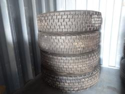 Tire Mercedes-Benz ACTROS MP2 Dunlop 315/80RR22,5