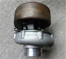 Turbocharger Iveco EuroCargo 214012